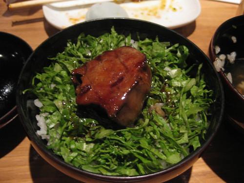 Raku - Bite Size Foie Gras