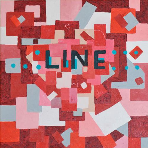 Line - Hearts