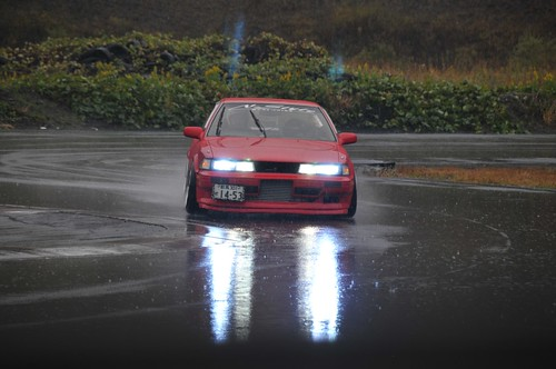 One of my most favorite cars out there, an older Toyota Soarer.