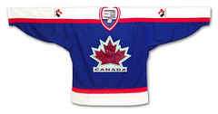 Team Canada Jerseys: Jets Version
