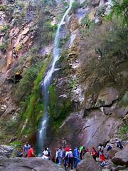 Cascada en La Cocha (smatias76) Tags: argentina trekking selva monte caminata norte tucuman cascada yungas