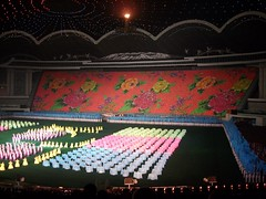 Textile Backdrops at Mass Games in Pyongyang (Ray Cunningham) Tags: tourism del north games korea tourist textile american backdrop mass norte pyongyang corée 한국 corea dprk arirang koryo 平壤 北朝鮮 корея 평양 조선민주주의인민공화국 릉라도 raycunningham 5월1일경기장 rungrado zaruka raymondkcunninghamjr ©raymondkcunninghamjr