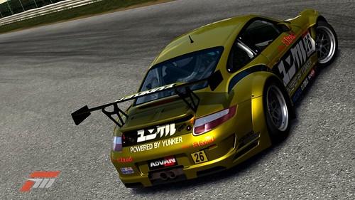 Porsche 911 GT3 RSR #2