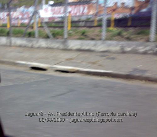 Jaguaré - Av. Presidente Altino