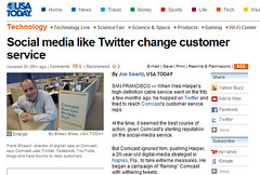 Quicken Loans Named by USA Today as One of the Top Companies Using Twitter for Customer Service