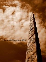RCSI (Aisha Altamimy) Tags: ireland sky monument clouds rcsi status baharain
