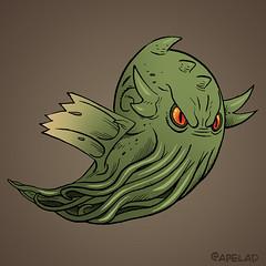 Cthulhu Twitter Avatar