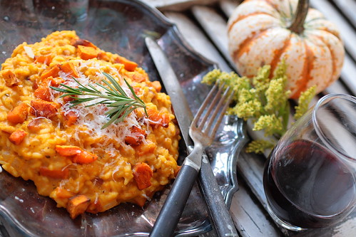 Perfect Pumpkin Risotto