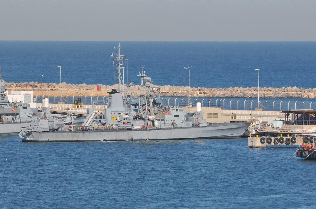 BASE NAVAL Marina de Israel