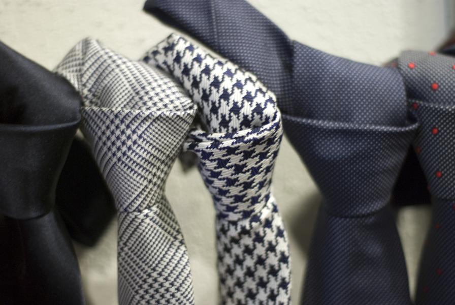drake's ties.