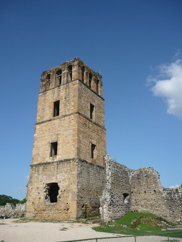 Panamá Viejo, Ruinas de la Torre de la Catedral | Flickr - Photo ...