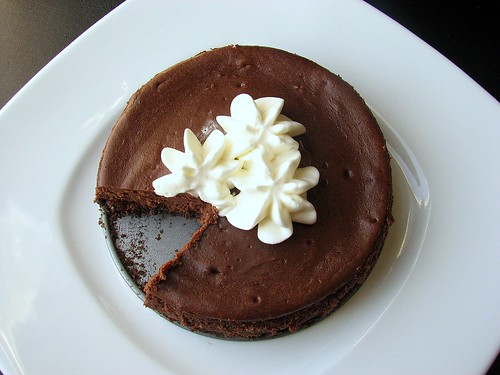 SMS Chocolate Espresso Cheesecake