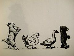 Else Holmelund Minarik, Maurice Sendak, Storie di orsacchiotto, ©BUR Ragazzi 2009; p. 13 (part.) 1