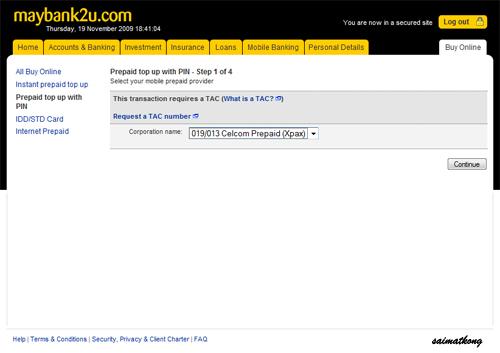 Select 019/013 Celcom Prepaid (Xpax)