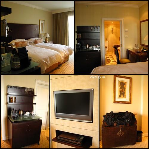 intercontinental Johannesburg Room1