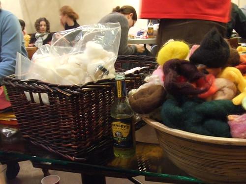 12/15/09 urban fauna holiday party