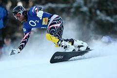 Světový šampión Rok Flander míří na O2 Evropský pohár ve snowboardingu v Mariánských Lázních