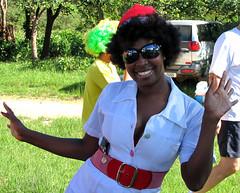 Funky nurse