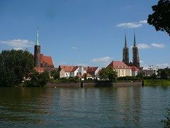 Wrocław Cathedral (EuCAN Community Interest Company) Tags: poland 2009 eucan milicz baryczvalley