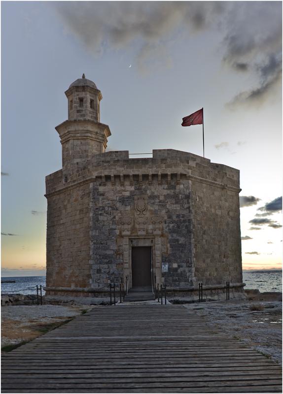 Pano Castell SAnt Nicolau