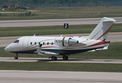 Canadair CL-600-2B16 Challenger 604, N758CC, at CRW, Yeager Kanawha Regional, Charleston, West Virginia, USA 2009 (Tom Turner - SeaTeamImages / AirTeamImages) Tags: city usa tarmac plane airplane airport ramp unitedstates taxi aircraft aviation transport jet twin spot passengers charleston wv westvirginia transportation passenger biz regional challenger spotting jetplane exec crw 604 yeager canadair fuselage taxiing taxiway bizjet kanawha tomturner cl600 businessjet corporatejet challenger604 executivejet cl6002b16 canadaircl600 n758cc