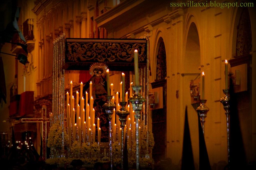 Nuestra Señora de las Tristezas. Lunes Santo 2009