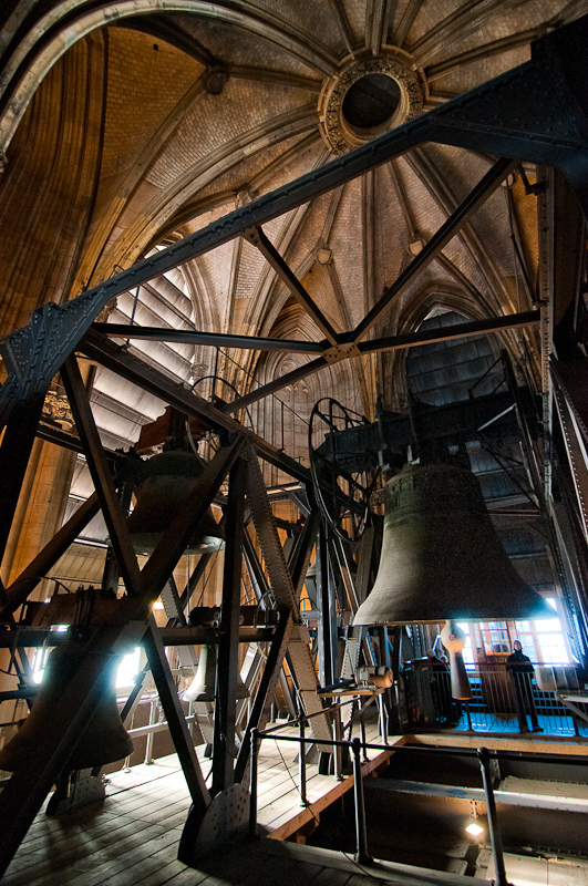 St Peter's Bell (St. Petersglocke) in Cologne Cathedral (Kölner Dom)