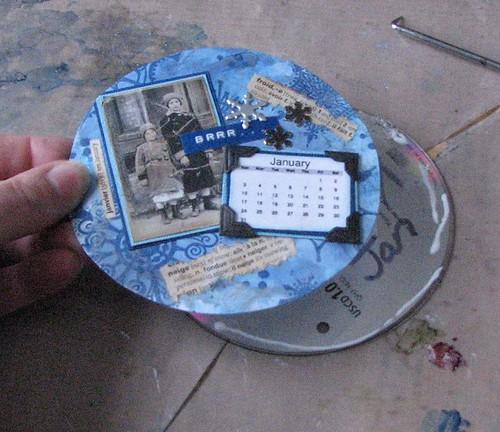 CD Calendar - January 009