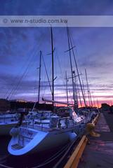 Bergen (SanforaQ8) Tags: camera trip sunset sky color norway lens boat photo nikon europe cloudy no picture pic finepix fujifilm bergen 2009 facebook q8 2470mm s5pro sanfora nadamarafie nstudiolivecom wwwnstudiocomkw 66383666
