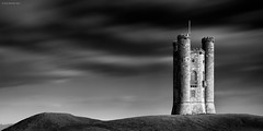 T o w e r (Gary Newman) Tags: uk longexposure bw tower broadway worcestershire bigstopper