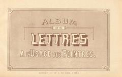 n5 album lettres p1