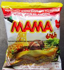 """Mama: """"Chicken Flavour"""""""