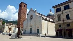 Via Francigena - Avenza - Pietrasanta