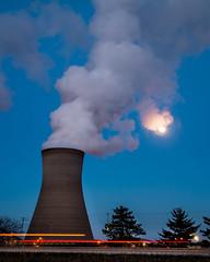 power plant evening-3 (chrisfergusonworks) Tags: powerplant southernindiana 231 spencercounty chrisferguson ricoh gxr a16module 2485 ricohgxr