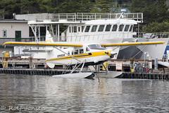 N3125S De Havilland Canada DHC-3 Turbine Otter Kenmore Air Kenmore Air Harbor Seaplane Base KKEH 28.01-17 (rjonsen) Tags: seaplane floating airplane aircraft flying machone motion blur plane sea lake union seattle