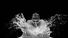 Forward splash (alina bidjelova) Tags: swimming water metamorphose