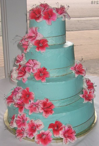 stargazer lily wedding. Stargazer Lily Wedding Cake.