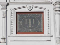 T (dschweisguth) Tags: sanfrancisco window t letter foundinsf oneletter onelettersmall gwsf5party gwsflexicon
