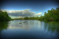 Urban Escape (Kevin Tataryn) Tags: lake centennial nikon hdr dollard ddo d90 18135