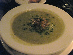 Slow Club in San Francisco - Potato Leek Soup