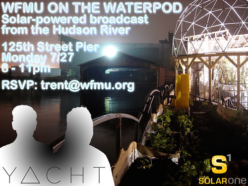 WFMU ON THE WATERPOD