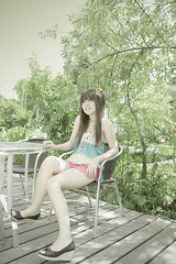 (nodie26) Tags: portrait people girl feel hualien