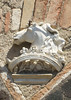 (M@rkec) Tags: italia sicily taormina horsehead sicilia italië gevelsteen sicilië gablestone paardenhoofd viacappuccini taorminame 270709