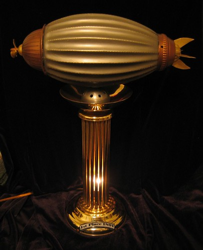 Airship Race Trophy lamp 3797336918_680144f4be