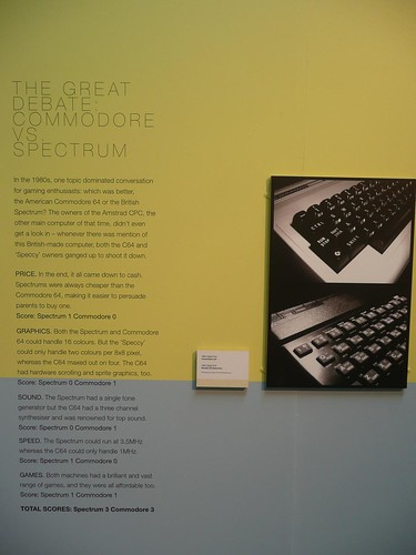 The great playground debate - Spectrum or Commodore?