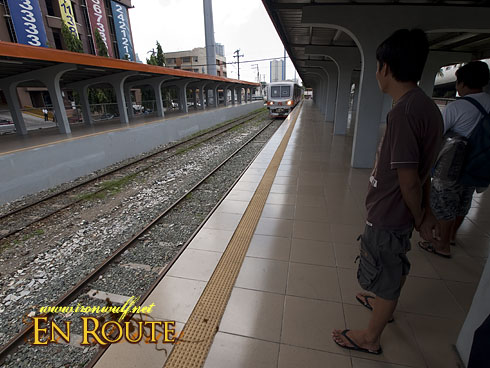 PNR: Waiting for the Train
