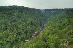 Little River Canyon (the waterfallhunter) Tags: summer mountains littlerivercanyon lookoutmountain hdr littleriver dekalbcounty northalabama fortpaynealabama littlerivernationalpreserve loriwalden wolfcreekoverlook