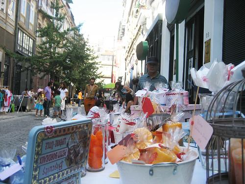 Na Rua da Galeria de Paris