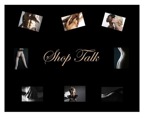 Shop Talk Header