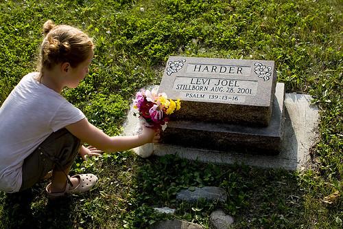 Levi's grave